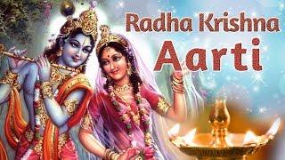 Radha Krishna Song | Radha Krishna Aarti [with ENGLISH subtitles]