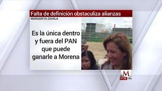 Soy la que le puede ganar a AMLO: Margarita Zavala