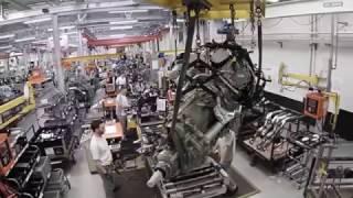 """مراحل صناعة محرك اقوى السيارات في العالم 2017 """"Bentley"""""""