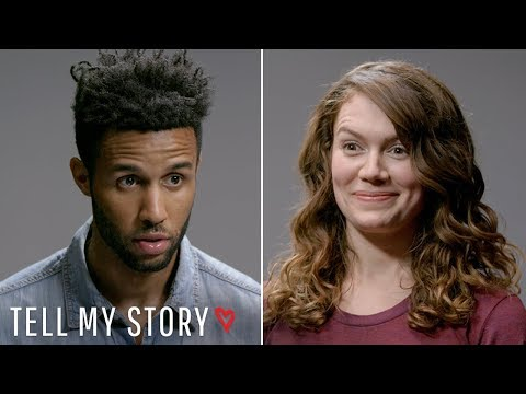 Would She Still Date Him After He Says This . Tell My Story Blind Date