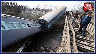 Sealdah Ajmer Express Derailment: All The Train Accidents Reported In 2016