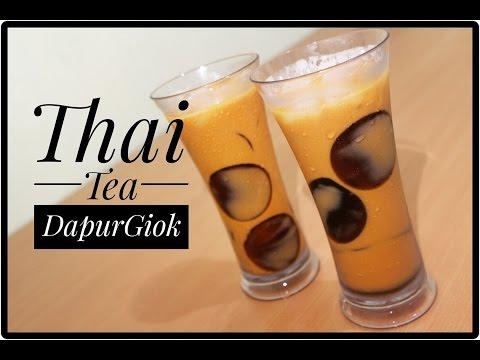 Thai Tea - Resep dan Cara Membuat Thai Tea