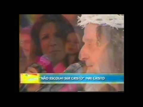 INRI CRISTO ao vivo no Super Pop RedeTV 05 09 2005