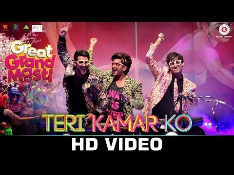 Teri Kamar Ko - Great Grand Masti | Riteish D, Vivek O & Aftab S | Sanjeev & Darshan R, Kanika K