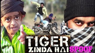 TIGER ZINDA HAI SPOOF || Indian Comedy