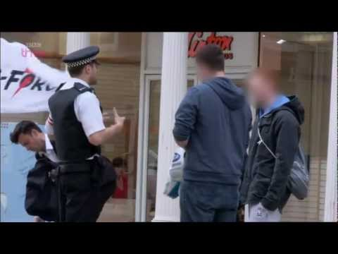 G4S Privatisation of the Police