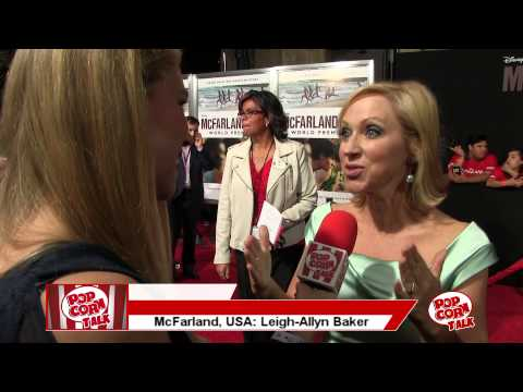 Xxx Mp4 Leigh Allyn Baker The McFarland USA Premiere 3gp Sex