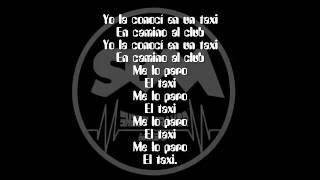 Pitbull - El Taxi Lyrics