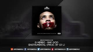 G Herbo - Rap God [Instrumental] (Prod. By @ThaKidDJL) + DL via @Hipstrumentals