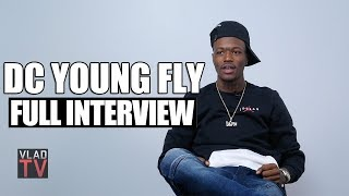 DC Young Fly on Face Tat, Chris Tucker, Kevin Hart, Azealia Banks (Full Interview)