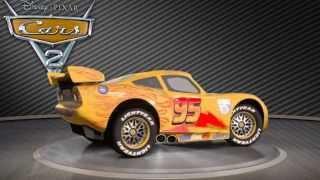 My custom Lightning McQueen (16:9)/Můj vlastní Blesk McQueen