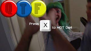 Press X To Not Die - QTE Fails
