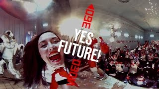 Noize MC - Yes Future! (official 360-video)