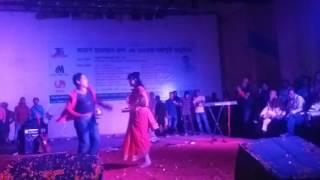 Premer agune song performanced by shimu & opu