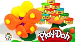 How to Play PLAYDOH | العاب الاطفال بلاى دوه باللغه العربيه Syraj Kids