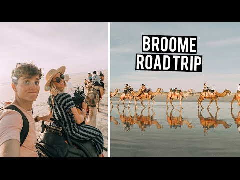 Everything To See & Do in Broome Western Australian Road Trip