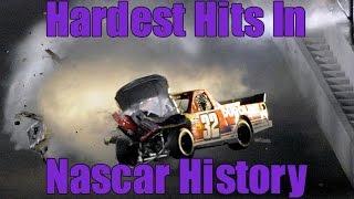 Hardest Hits In Nascar History