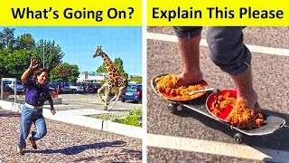 Odd Situations That Hardly Anyone Can Explain