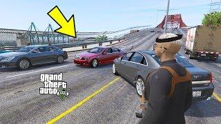 فلم - نهاية الهياط والهجولة انتبه من الناس الي كذا !! قراند 5 GTA V