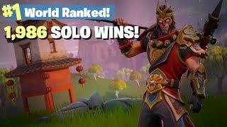 21 Solo Win Streak! 2,000+ WINS!