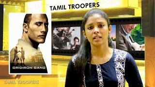 Tamil Review of English Movies | Gridiron Gang, Cinderella Man, Million Dollar Arm | Tamil Troopers