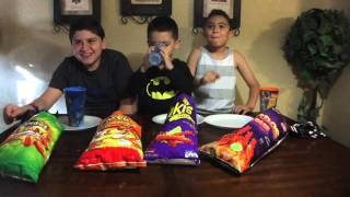 Hot Chips Challenge
