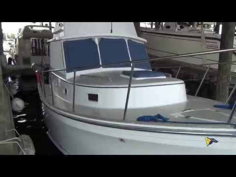 SOLD 1990 Cape Dory 28 Trawler for sale at Little Yacht Sales Kemah Texas