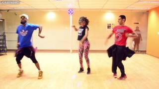 Adele - Hello (Salsa version by MANDINGA ) Zumba Coreografia - Choreography - Cia Ubithi