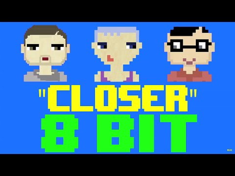 Closer (Remastered) [8 Bit Cover Tribute to The Chainsmokers feat. Halsey] - 8 Bit Universe