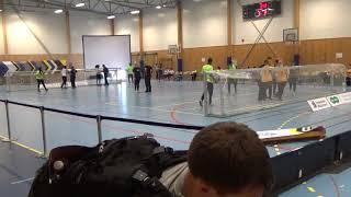 2018 Goalball World Championships Israel v Australia 2nd Half