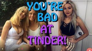 You're Bad at Tinder! #39