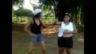 Erros de gravacao 1 - ragga Luh e Piikena Souza