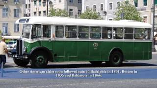 Greyhound History of Bus Travel.