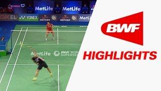 Yonex Denmark Open 2016 | Badminton F – Highlights