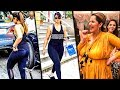 OMG! Fit To Fat   Pregnant Sania Mirza with Shoaib Malik at her Baby shower   Hot News