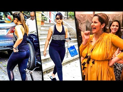 Xxx Mp4 OMG Fit To Fat Pregnant Sania Mirza With Shoaib Malik At Her Baby Shower Hot News 3gp Sex