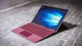Trying the New Surface Pro