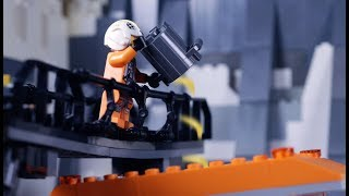 Taking out the Trash - LEGO STAR WARS - Stop-Motion Story