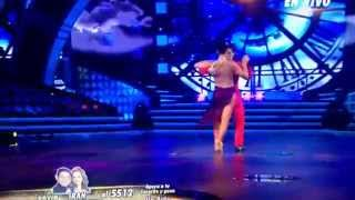 Bailando por un sueño gran final maria León & Adrián 'tango' 06-julio-14