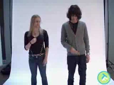 ADAM SEVANI TEACHING DANCE MOVES so cool and easy to learn