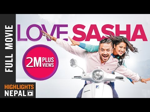 Xxx Mp4 LOVE SASHA New Nepali Full Movie 2018 Karma Keki Adhikari Asif Shah Shivani Chalise 3gp Sex
