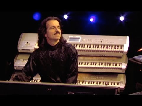 """Yanni – FROM THE VAULT """"IF I COULD TELL YOU"""" Live HD HQ REMASTERED Never released before"""