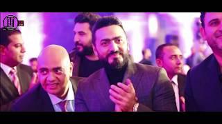 جائزة اسطورة السينما للفنان تامرحسني عن اعلى ايراد في تاريخ السينما المصريه والعربيه  (فيلم البدله)
