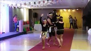 Iloilo Nightlife ~ Beautiful Filipinas Dance at Amigo Terrace Hotel Party ~ Iloilo City, Philippines
