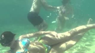 espetacular mergulho em Praia do Forte