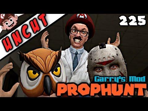 The VANOSS CHEATING Club Prop Hunt UNCUT Episode 225