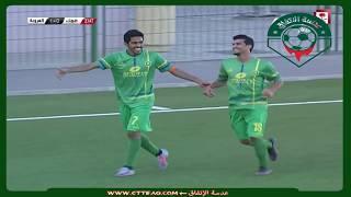أهداف مباراة العروبة  و ضمك 2-1 | دوري الأمير فيصل بن فهد للدرجة الأولى 2017/2018
