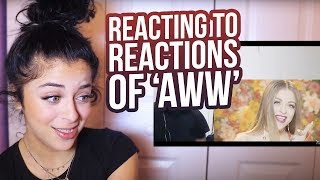 REACTING TO YOUR