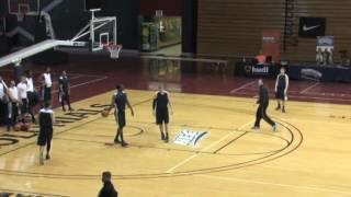 Dominate the 2-3 Zone Using Stack Plays! - Basketball 2016 #69