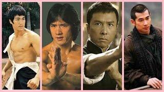 10 Ngôi sao võ thuật sáng giá nhất trên màn ảnh Hoa ngữ
